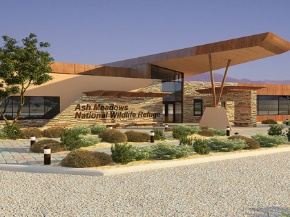 Ash Meadows Visitor Center Commissioning