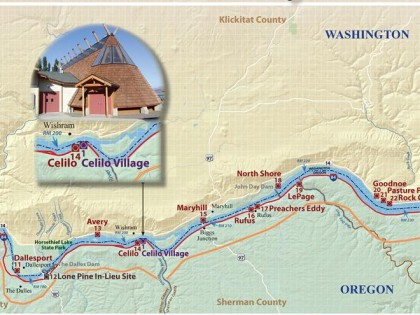 Columbia River Treaty Fishing Access Sites