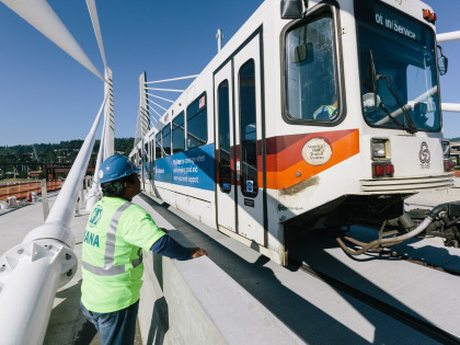 Portland-Milwaukie Light Rail Transit Project