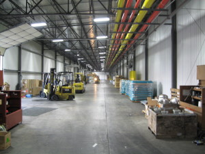 Kenyon Zero Industrial Site Development