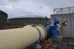PDX Deicing Wastewater Treatment System
