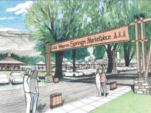 Warm Springs Downtown Plan