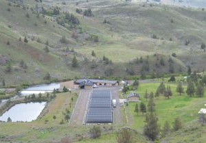 Warm Springs National Fish Hatchery Water System Improvements