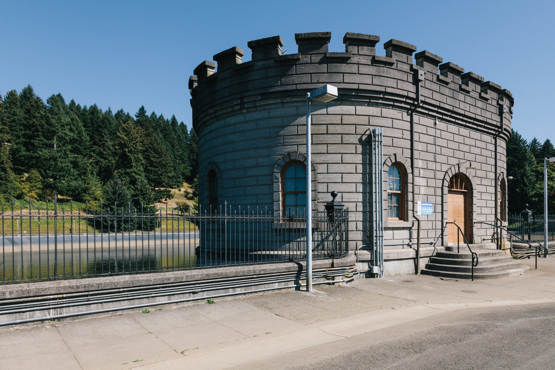 Reservoir Historic Structures Reports 02