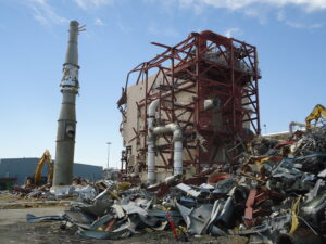 US Chemical Agent Stockpile Incineration Program Concludes